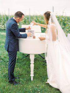 zandritueel huwelijksceremonie