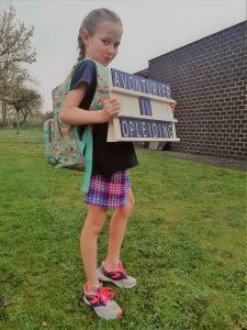 Mijlpaal feest: DIY pakket voor avonturiers in opleiding